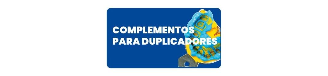 Complementos para Duplicadores para Odontología y Laboratorio Dental
