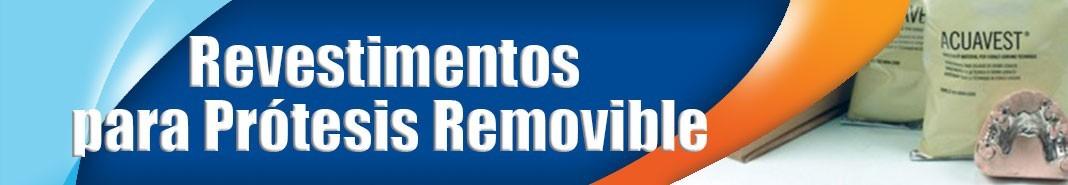 Revestimentos para Prótesis Removible para Odontología y Laboratorio Dental