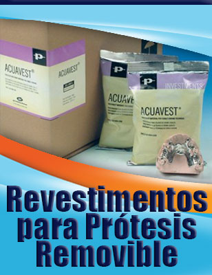 Revestimentos para Prótesis Removible